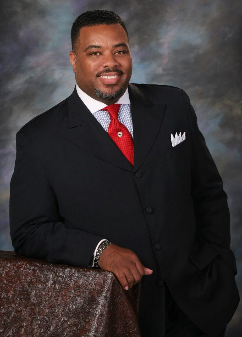 Dr. Selwyn Q. Bachus, SeniorPastor